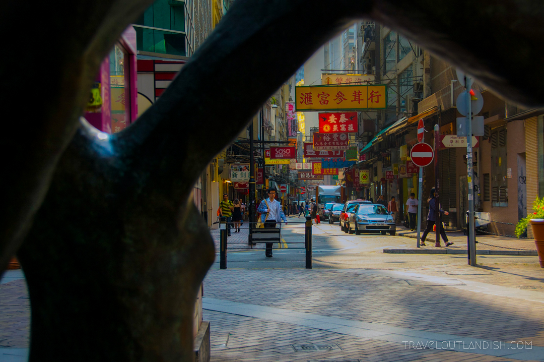 Hong Kong Photos - Street Scene