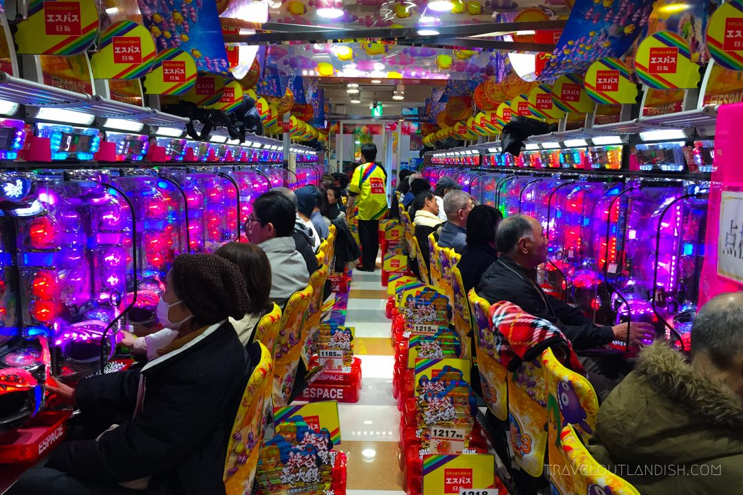 Adventures In Pachinko In Tokyo Japan Travel Outlandish