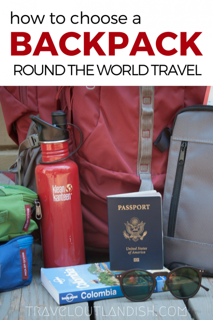 How to find the best travel backpack round the world for Best round the world cruise