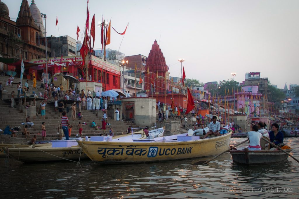 Boats-on-the-Ganges-River