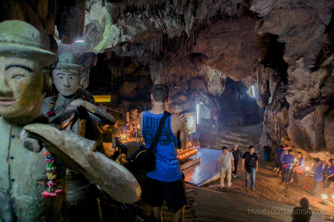 Fun Things to do in Chiang Mai - Chiang Dao Cave outside of Chiang Mai
