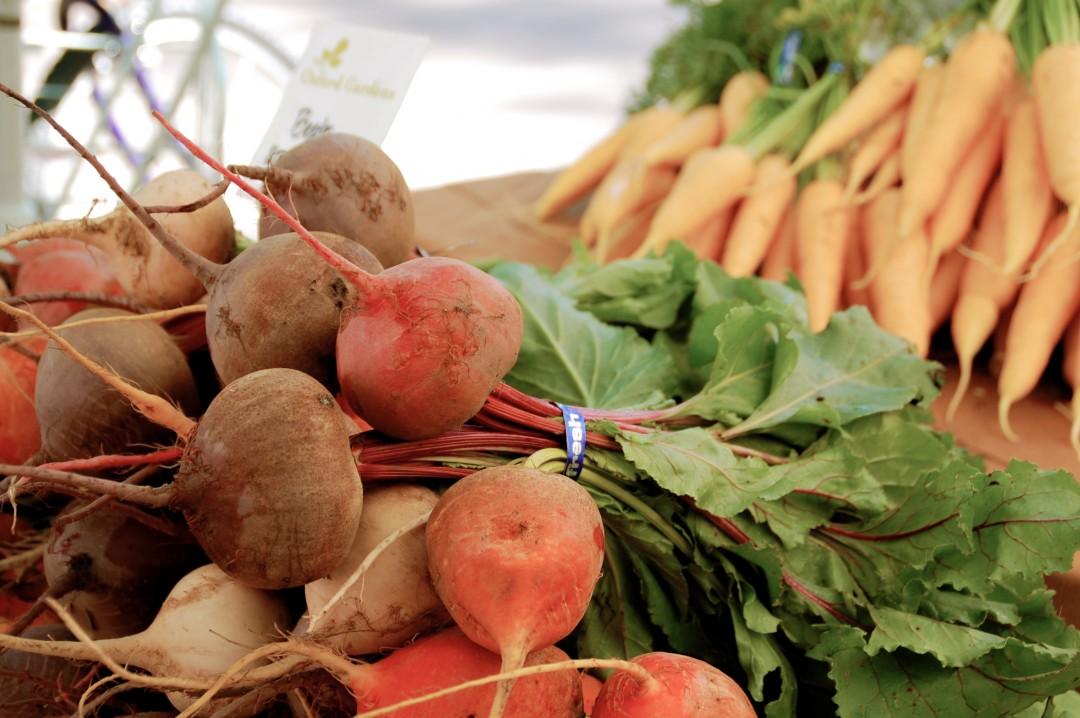 North America: Farmers Market