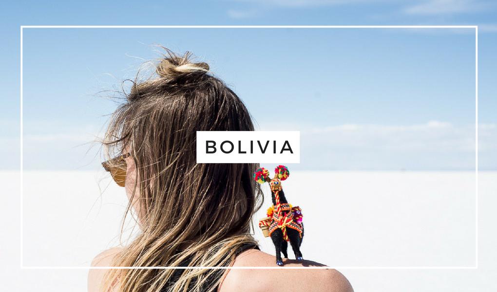 Destinations - Bolivia
