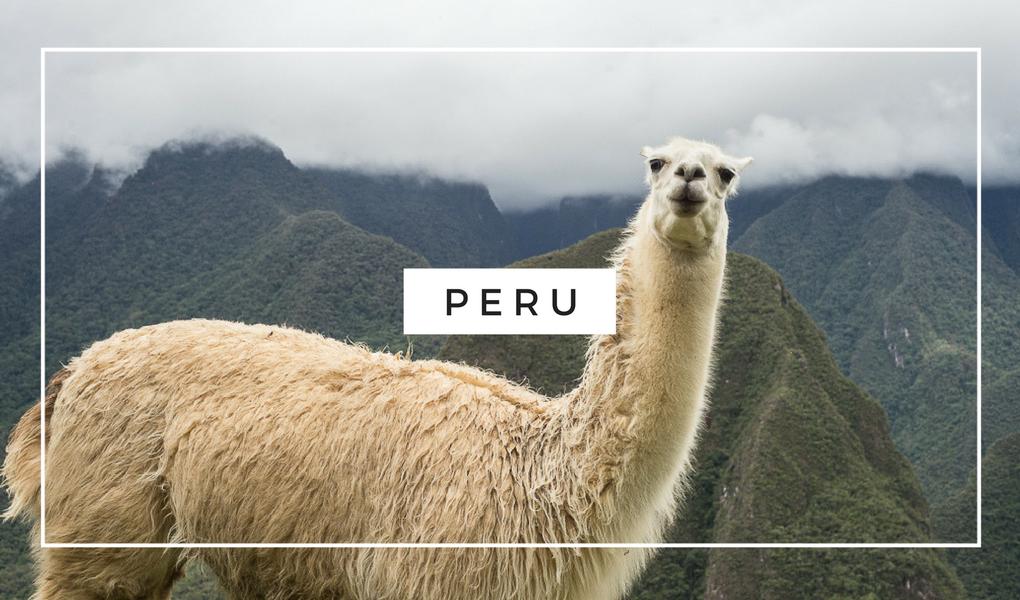 Destinations - South America-Peru