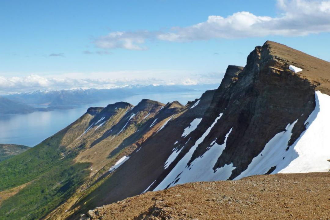 Mountains of Patagonia
