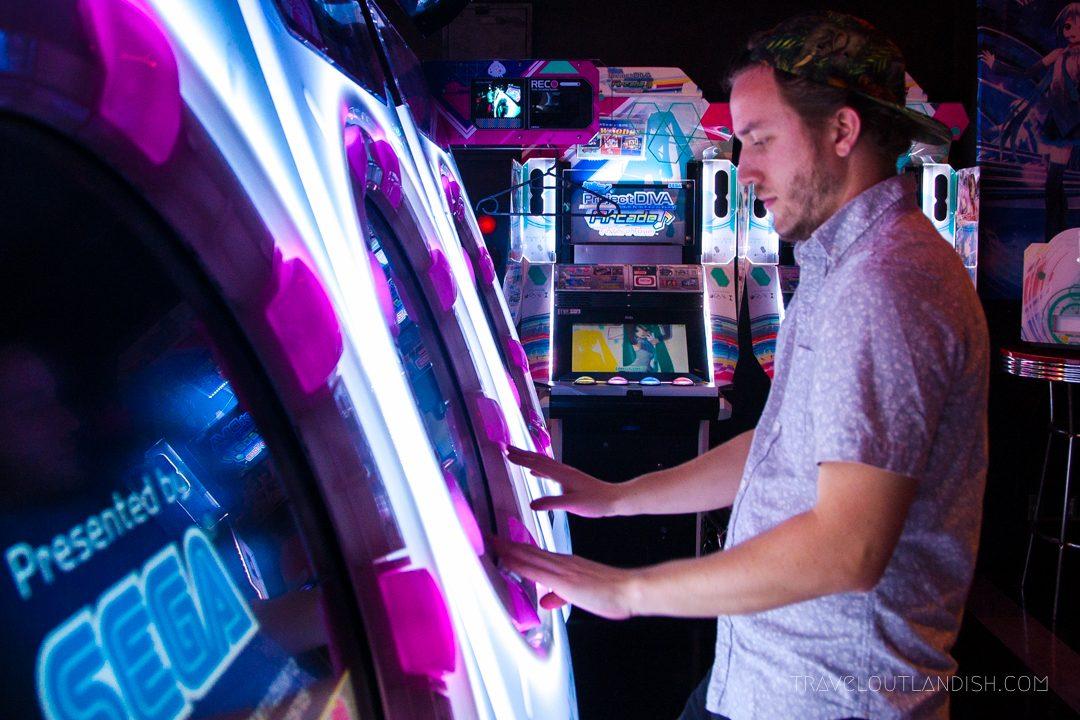 Daniel playing Mai Mai 3