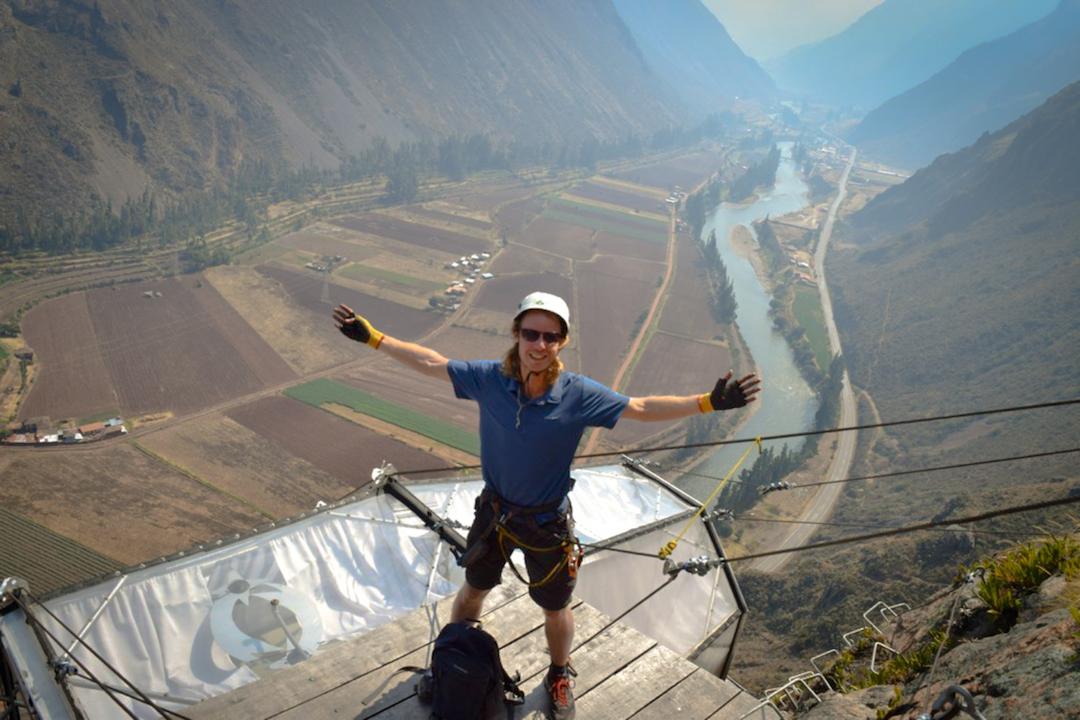 Skylodge Peru