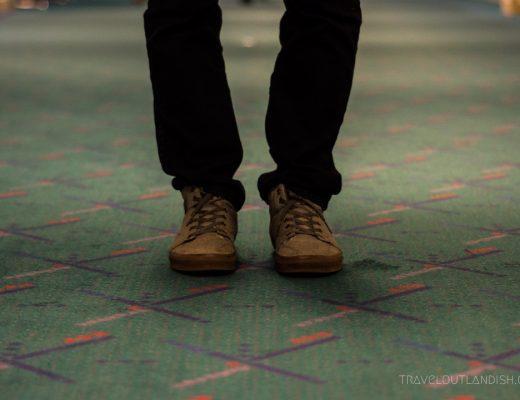 Daniel on the PDX Carpet