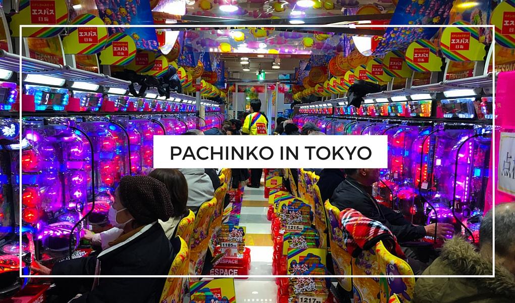 Everything Tokyo - Pachinko in Tokyo