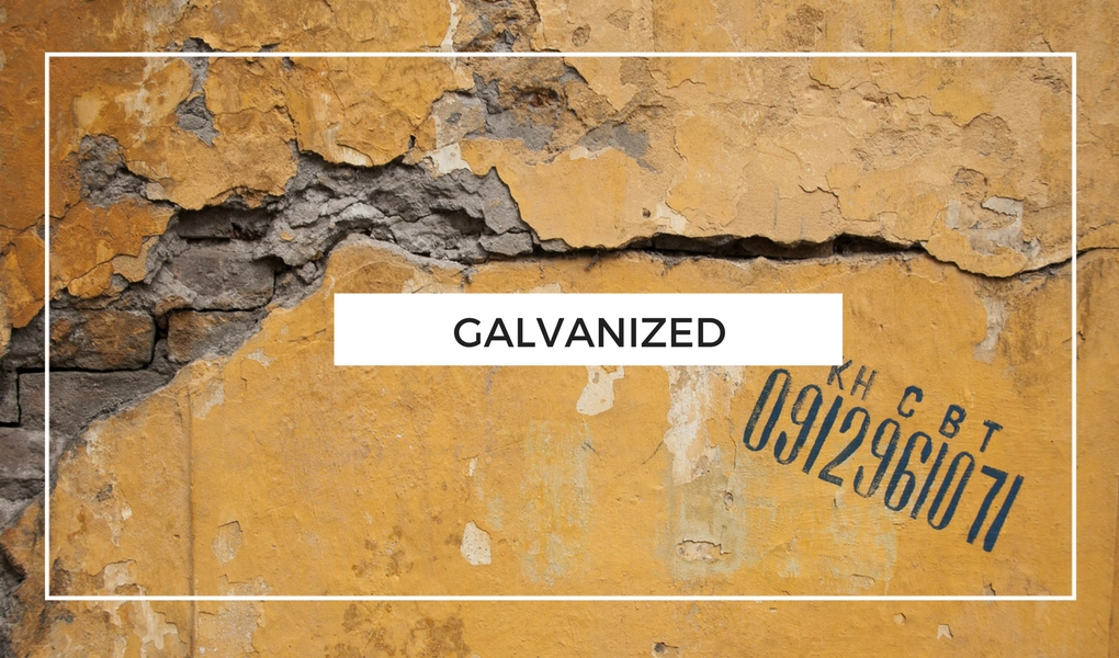 Categories - Galvanized