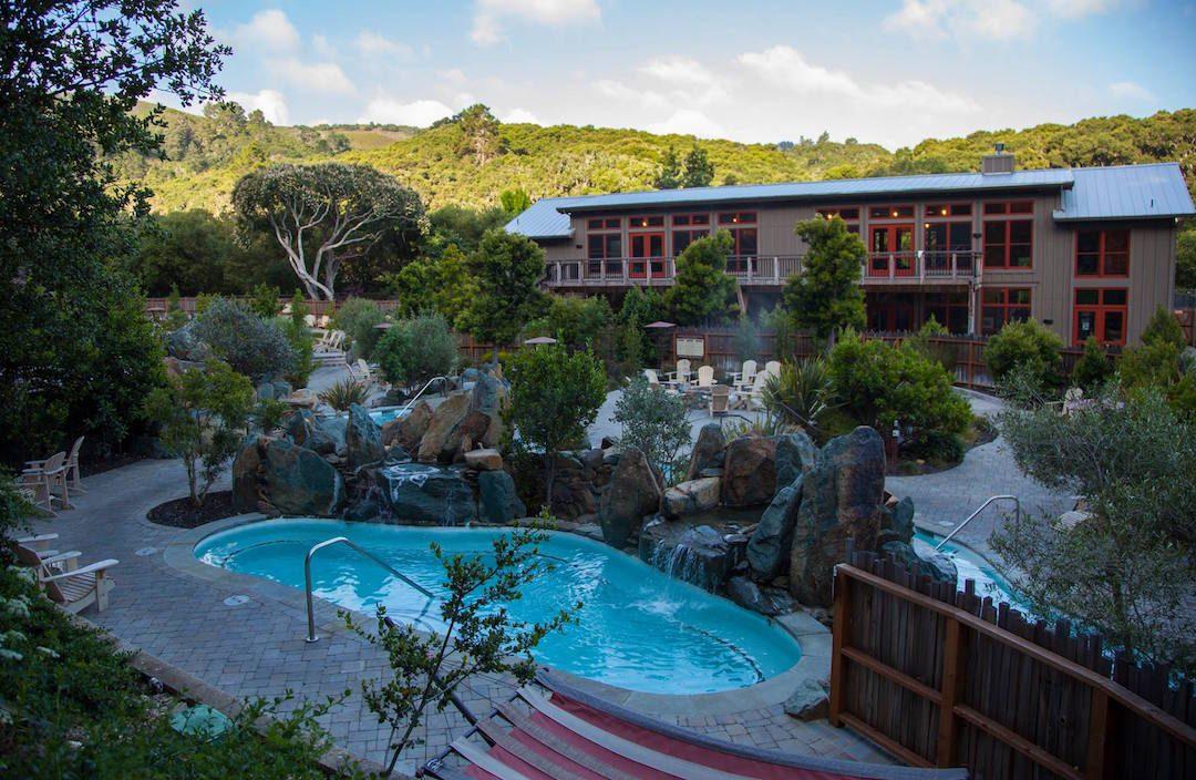Refuge Day Spa in Monterey