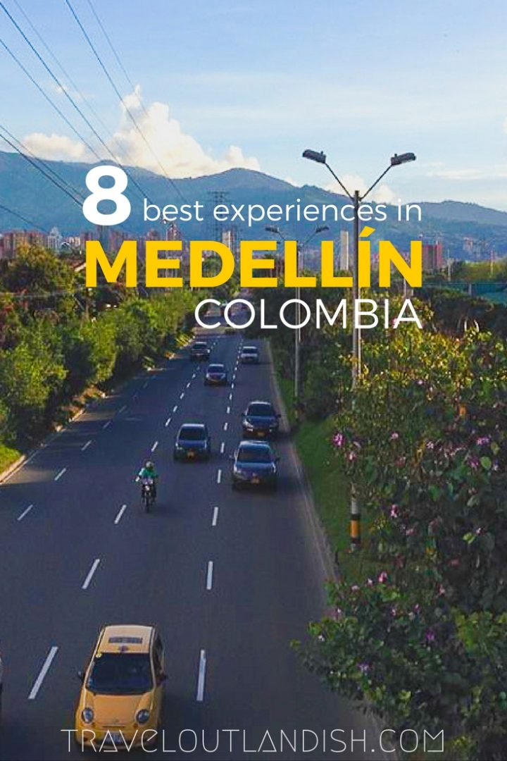 how to get from medellin to cartagena