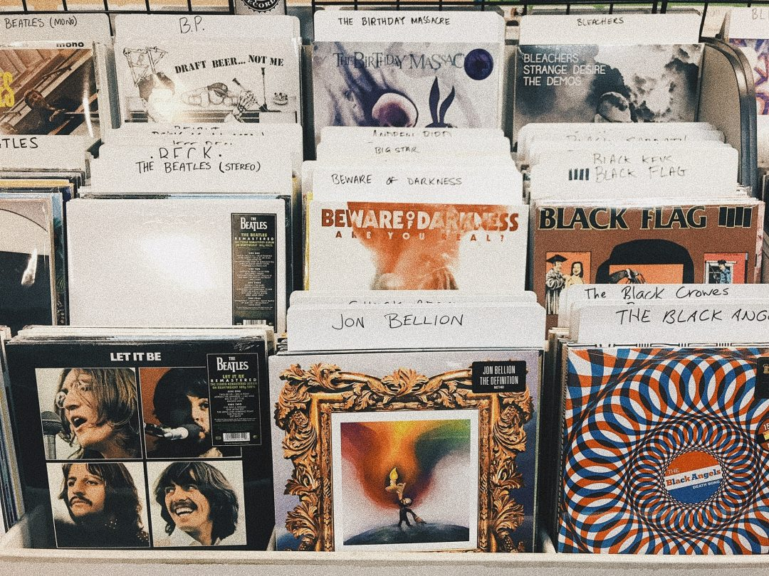 Shop for records at Wax Trax Records in Denver