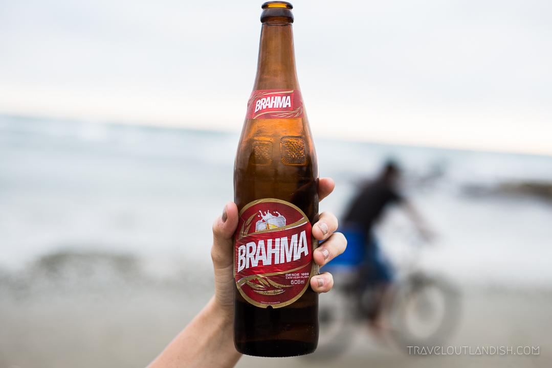 Beer in Ecuador