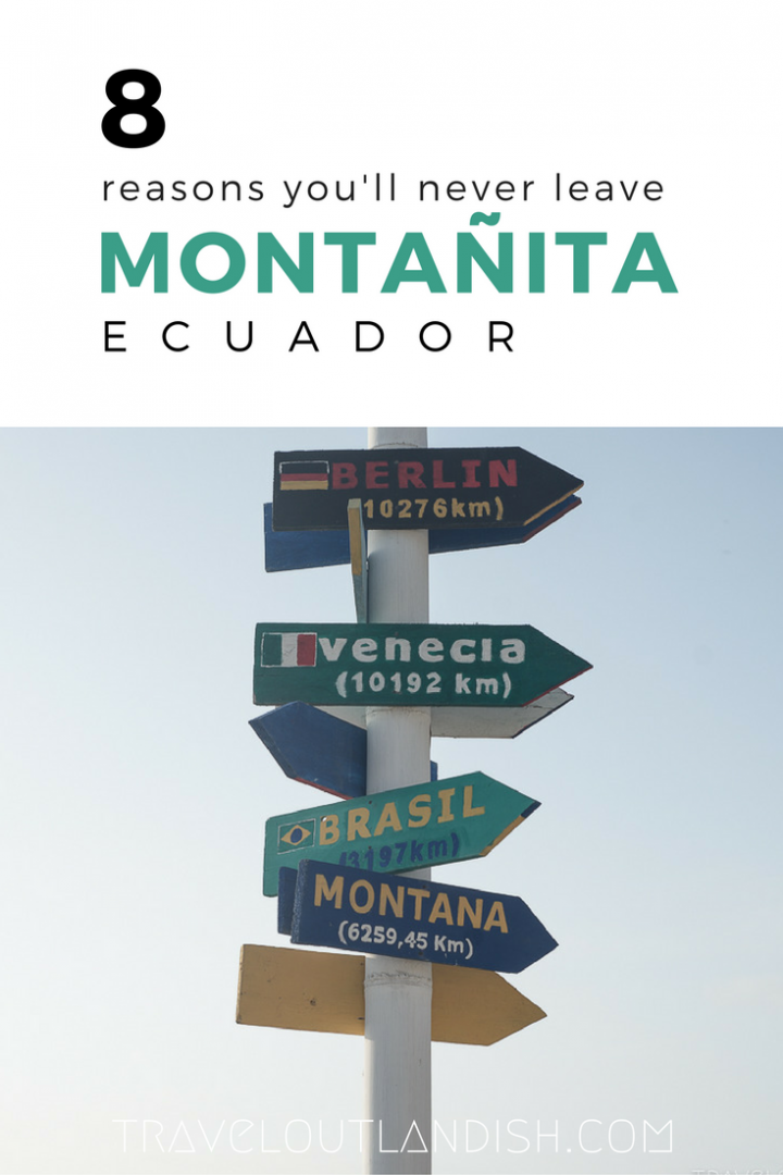 Headed to Ecuador? Check out all the awesome travel experiences and fun things to do in Montañita, a tiny little surf town on the coast of Ecuador.