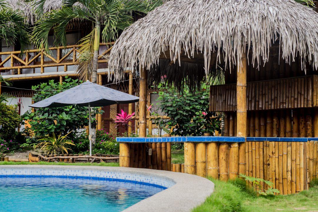 Montañita Cabanas - Pool
