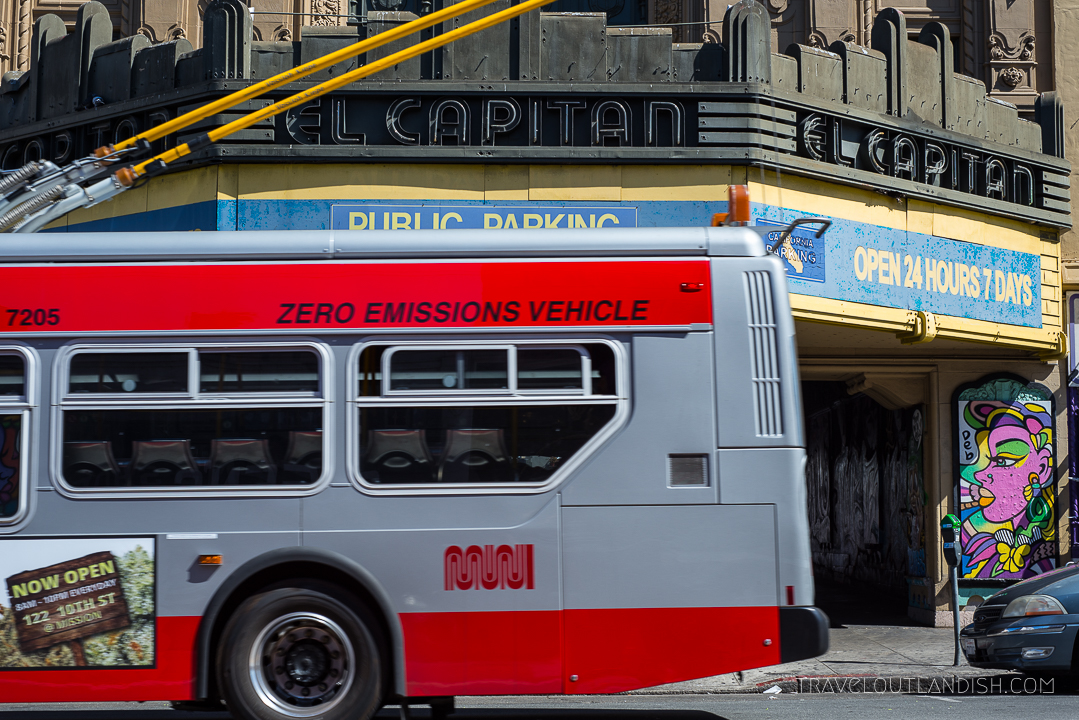 Unique Things to do in San Francisco: Riding the MUNI