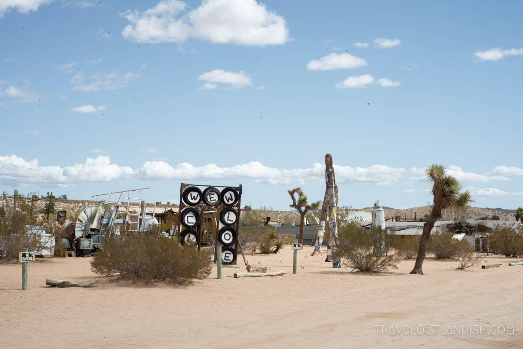 Things to do in Joshua Tree - Noah Purifoy's