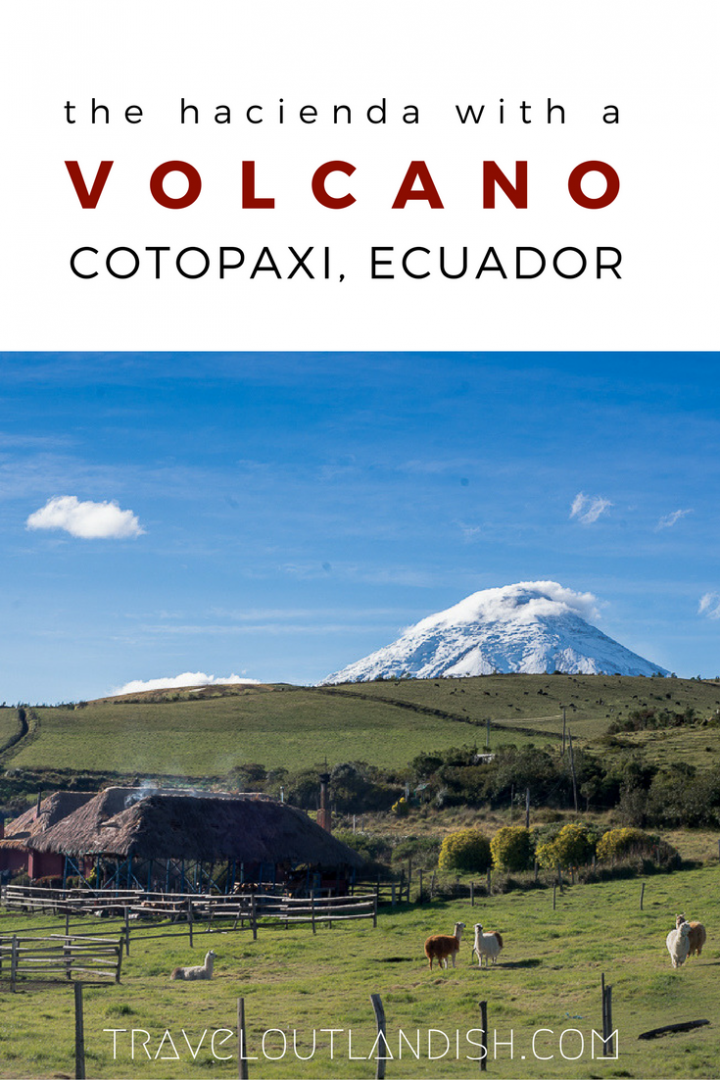All things horseback riding, mountain biking, and volcano hiking at Hacienda el Porvenir beneath Cotopaxi, Ecuador