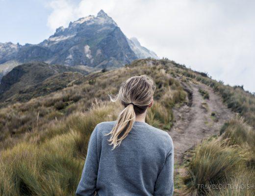Hiking Snacks in South America - #HowDoYouEmergenC