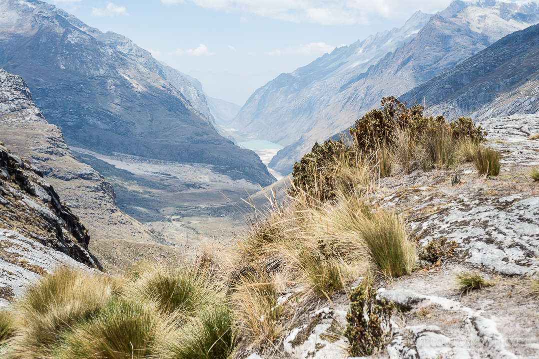 Views from the Santa Cruz Trek, one of the best acclimatization treks in Peru