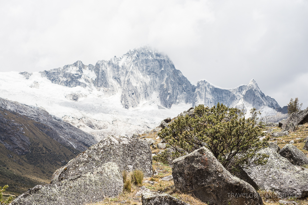 The Santa Cruz Trek - Mountain Range Day 2