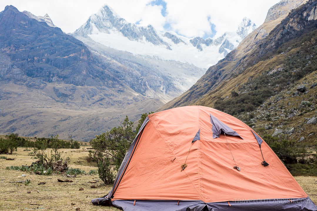 Paria Valley has plenty of spots for camping and offers incredible views