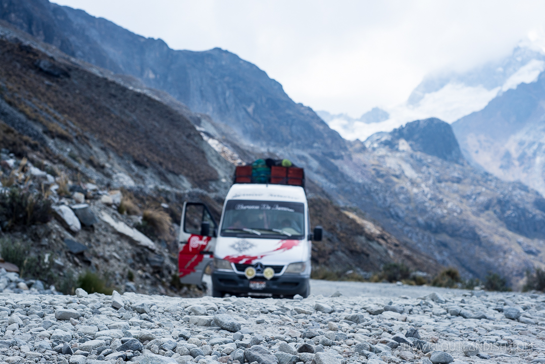 The Santa Cruz Trek - Ganesa Explorer Van