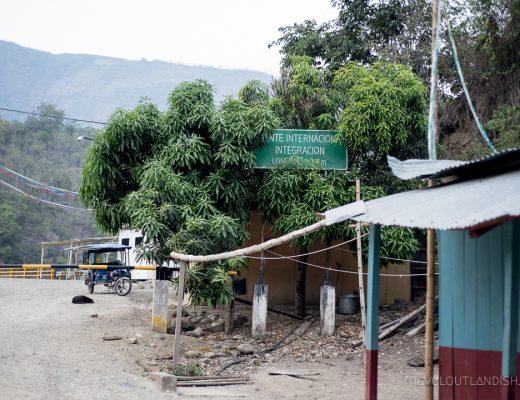 Border Crossing at La Balsa