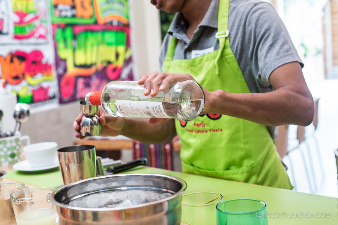 Cooking Class in Lima - Pisco Sours