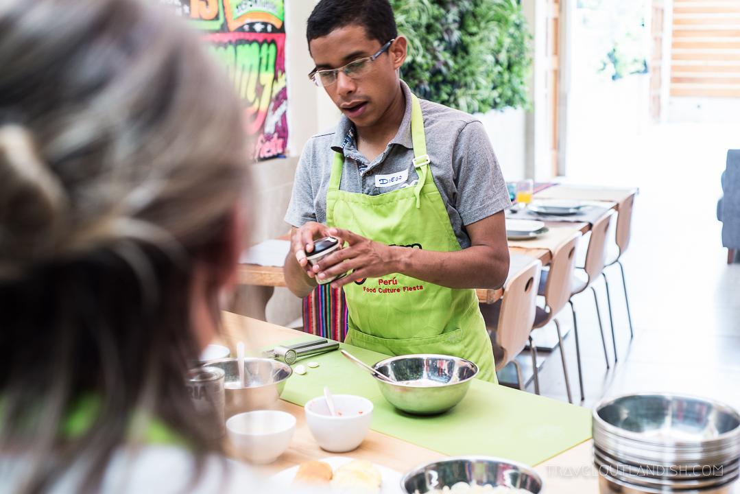 Cooking Classes in Lima - Ceviche