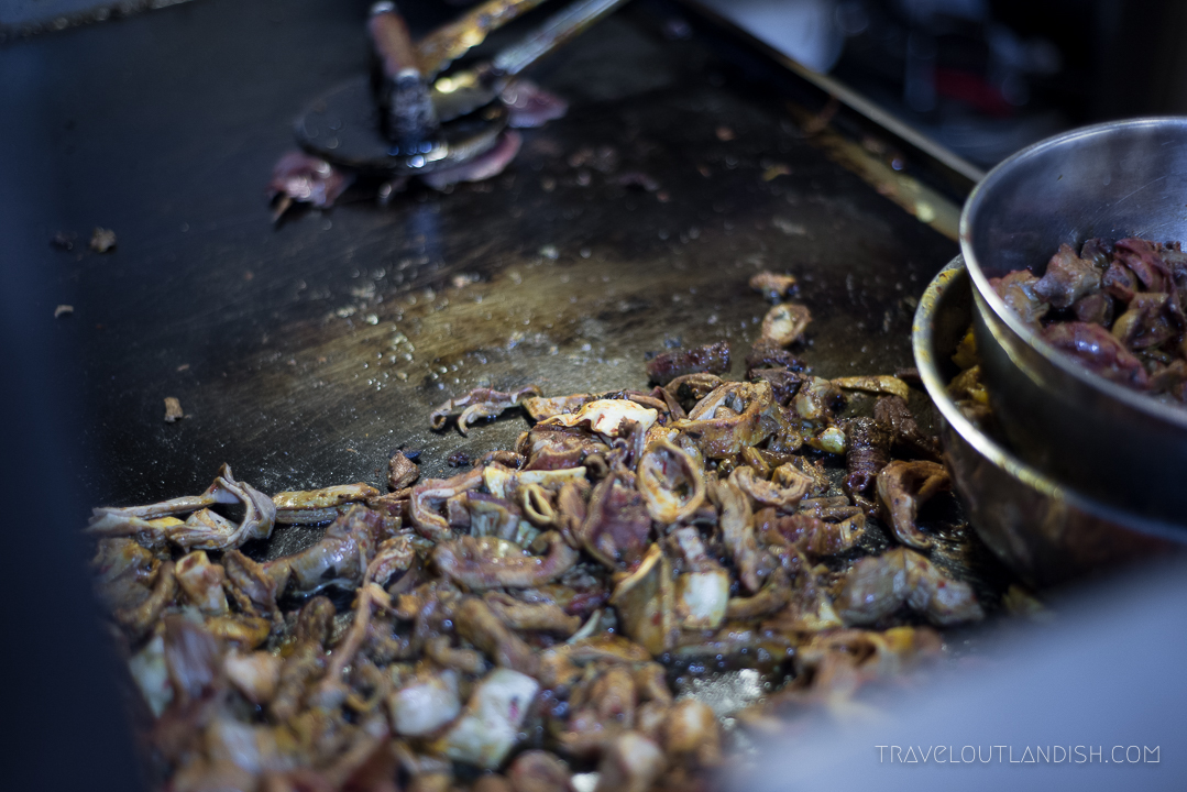 Food Tour in Lima with Urban Adventures - Anticuchos