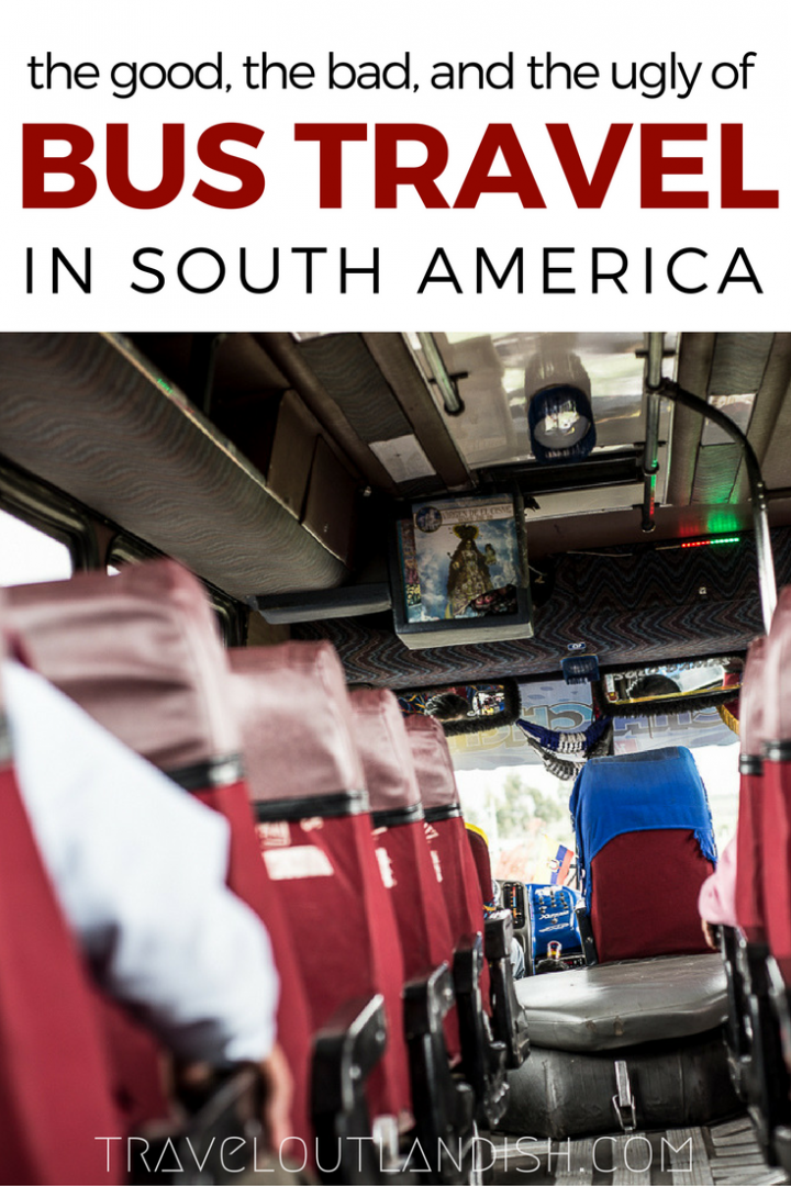 Are you thinking about bus travel in South America? A complete guide to what to expect, how to prepare, and the best travel gear to bring along the way! In partnership with Speakeasy Travel Supply