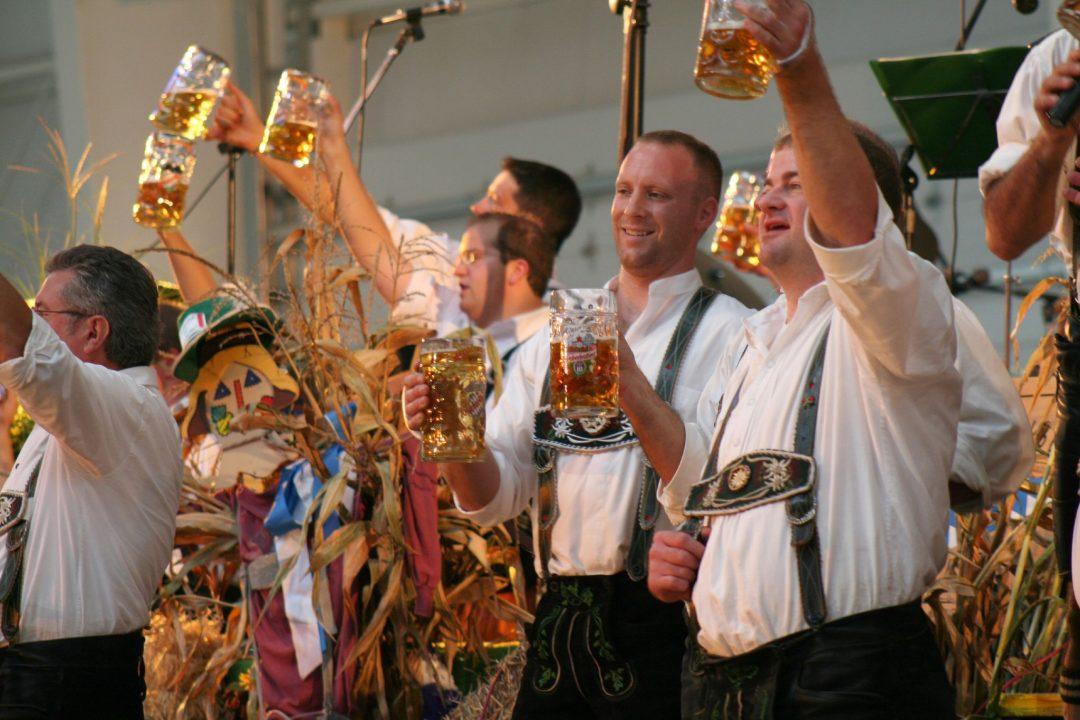 Weird Festivals - Oktoberfest