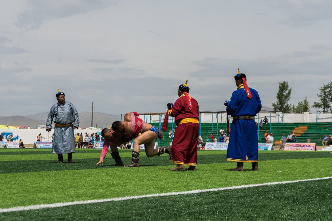 Weird Festivals in 2019 - Naadam