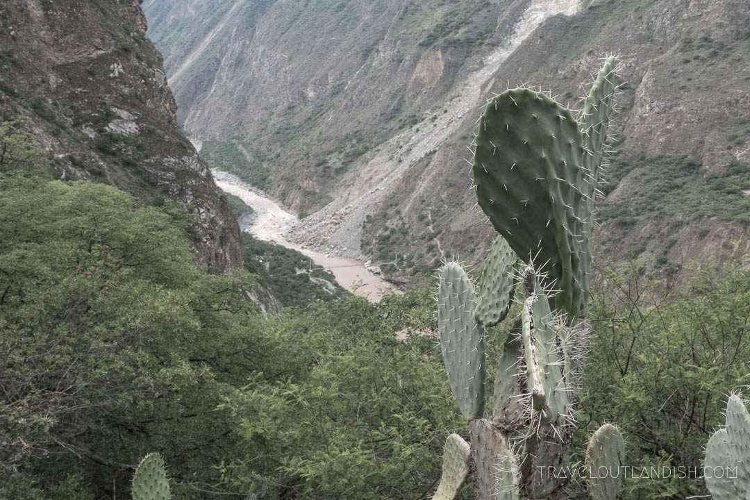 The Choquequirao Trek, Day 2