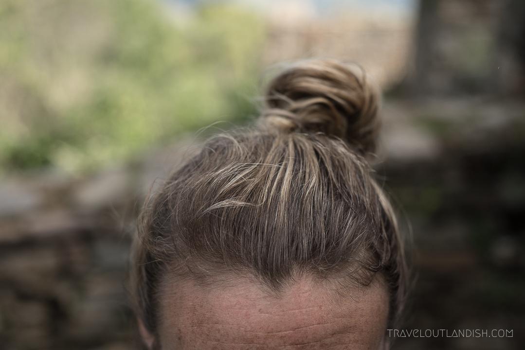 Choquequirao Ruins - Taylor's Hair