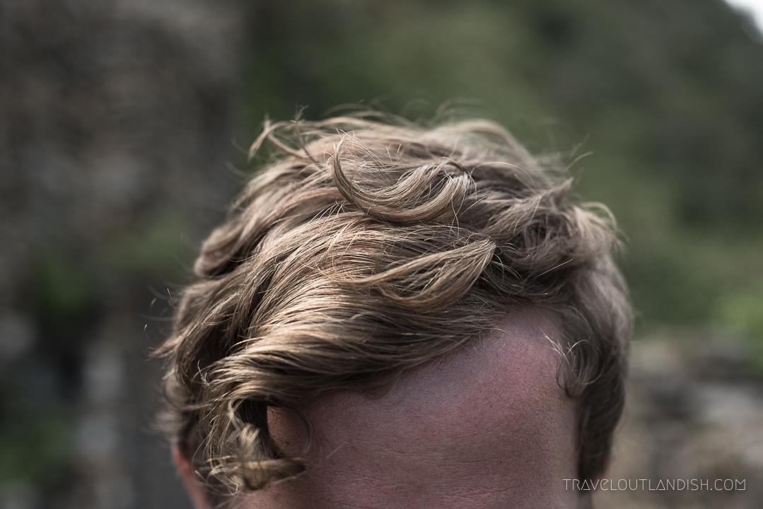 Choquequirao Ruins - Daniel's Hair