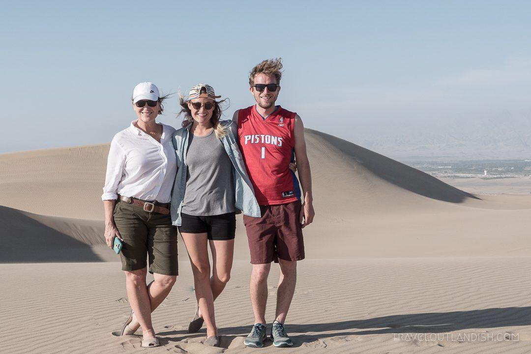 Dune Buggy Tour + Sandboarding Huacachina - The Huacachina Crew