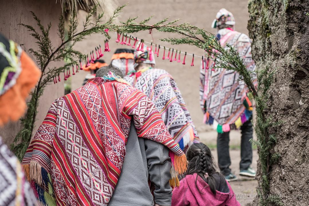 A Food Experience in Peru - The Amaru Village