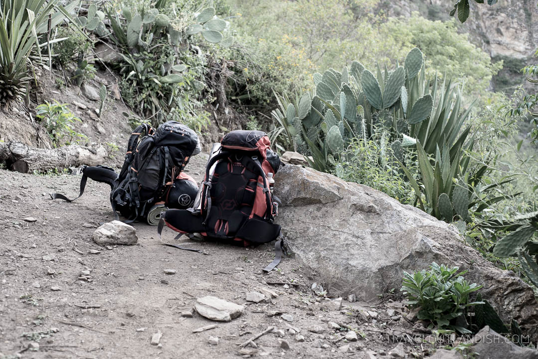 The Choquequirao Trek, Gear Rental