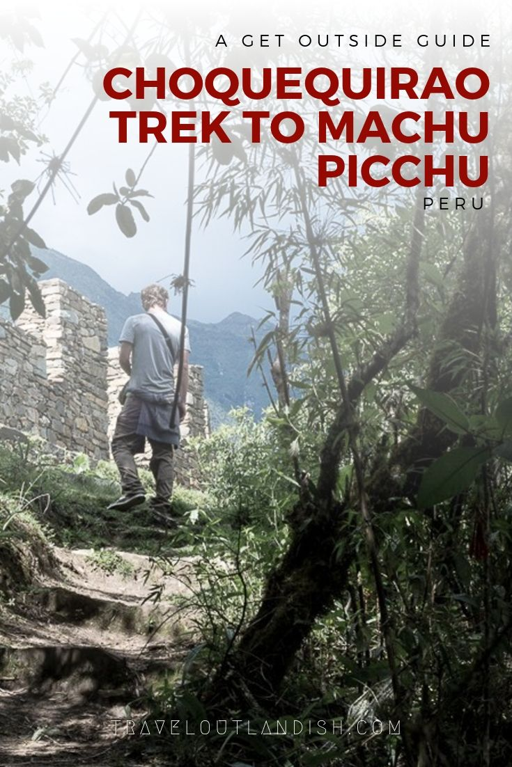 Are you looking for an Inca Trail alternative that is adventurous, rugged, and completely awesome? A guide to hiking the Choquequirao Trek to Machu Picchu!