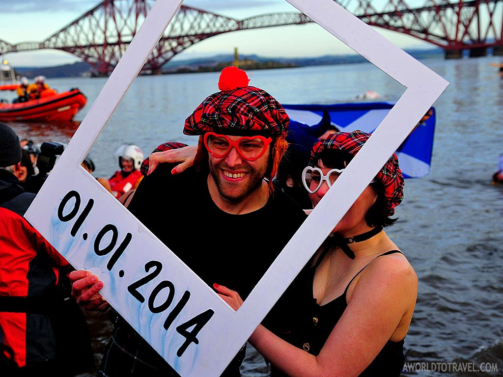 Weird Festivals in 2019 - Hogmanay