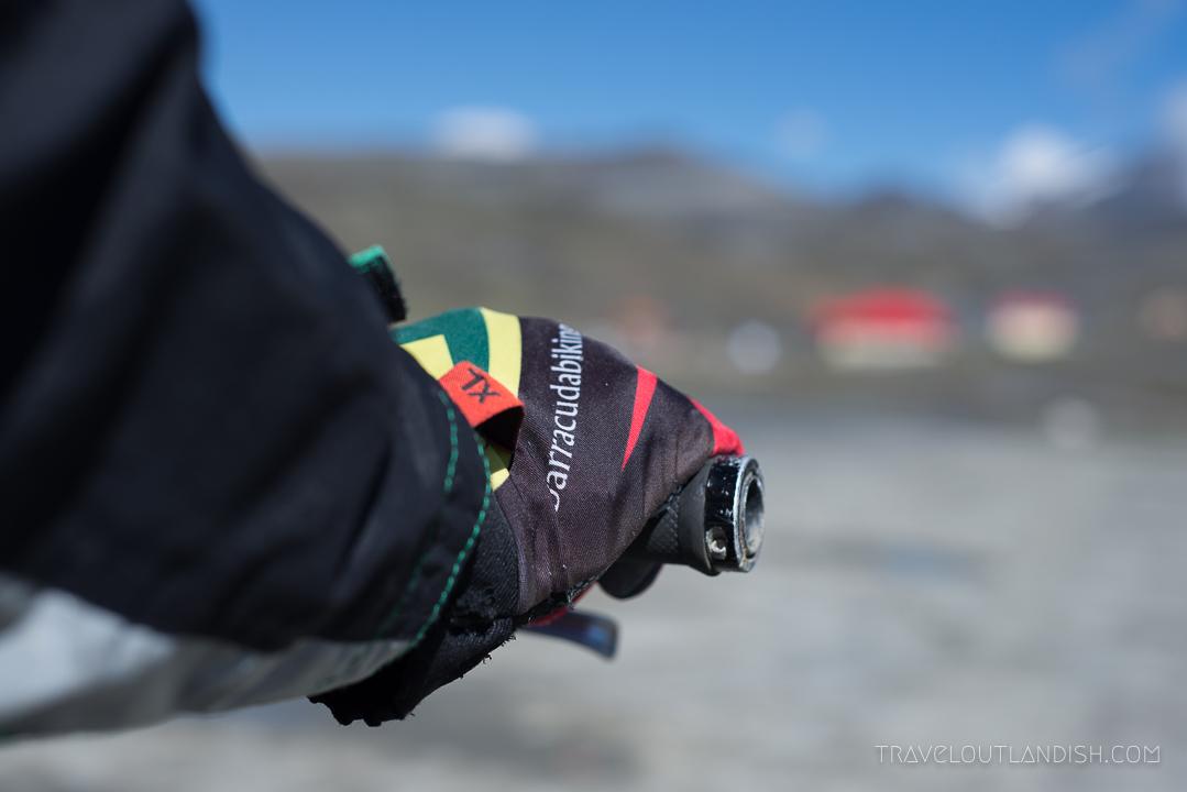 Death Road Bolivia - Barracuda Biking Gear