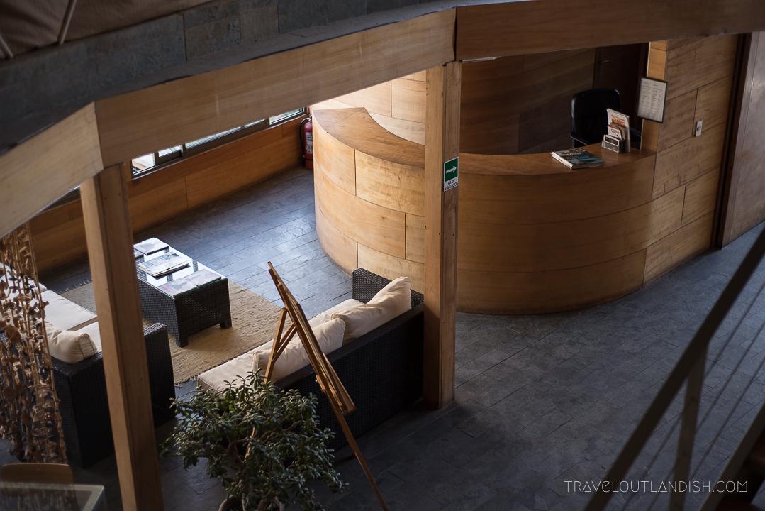 Elqui Domos - Lobby