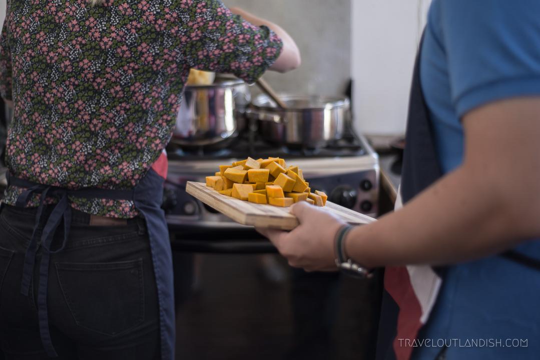 Chilean Cuisine - Chorquican