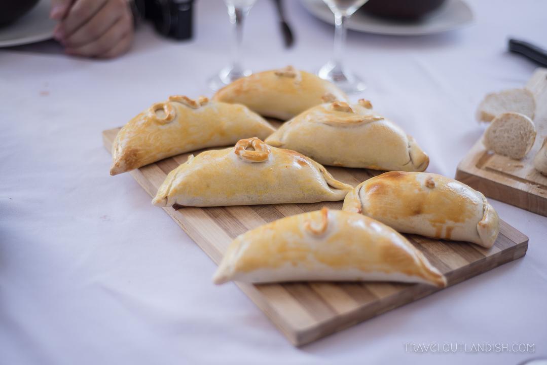 Chilean Cuisine - Empanadas