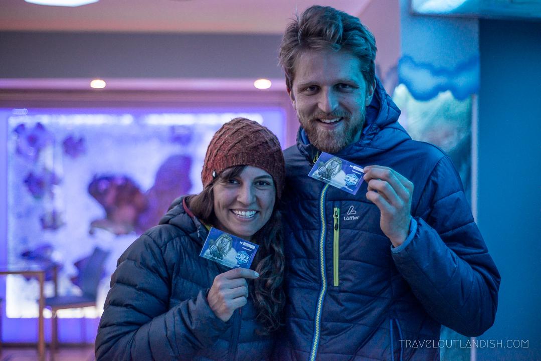 Ice Bar Argentina - Entrance Tickets