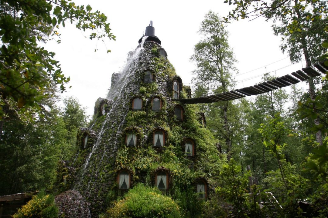 Unusual Hotels in South America - Montaña Magica