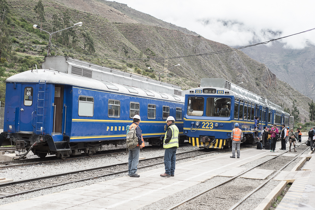 How to Plan a Trip to Peru - Train to Machu Picchu